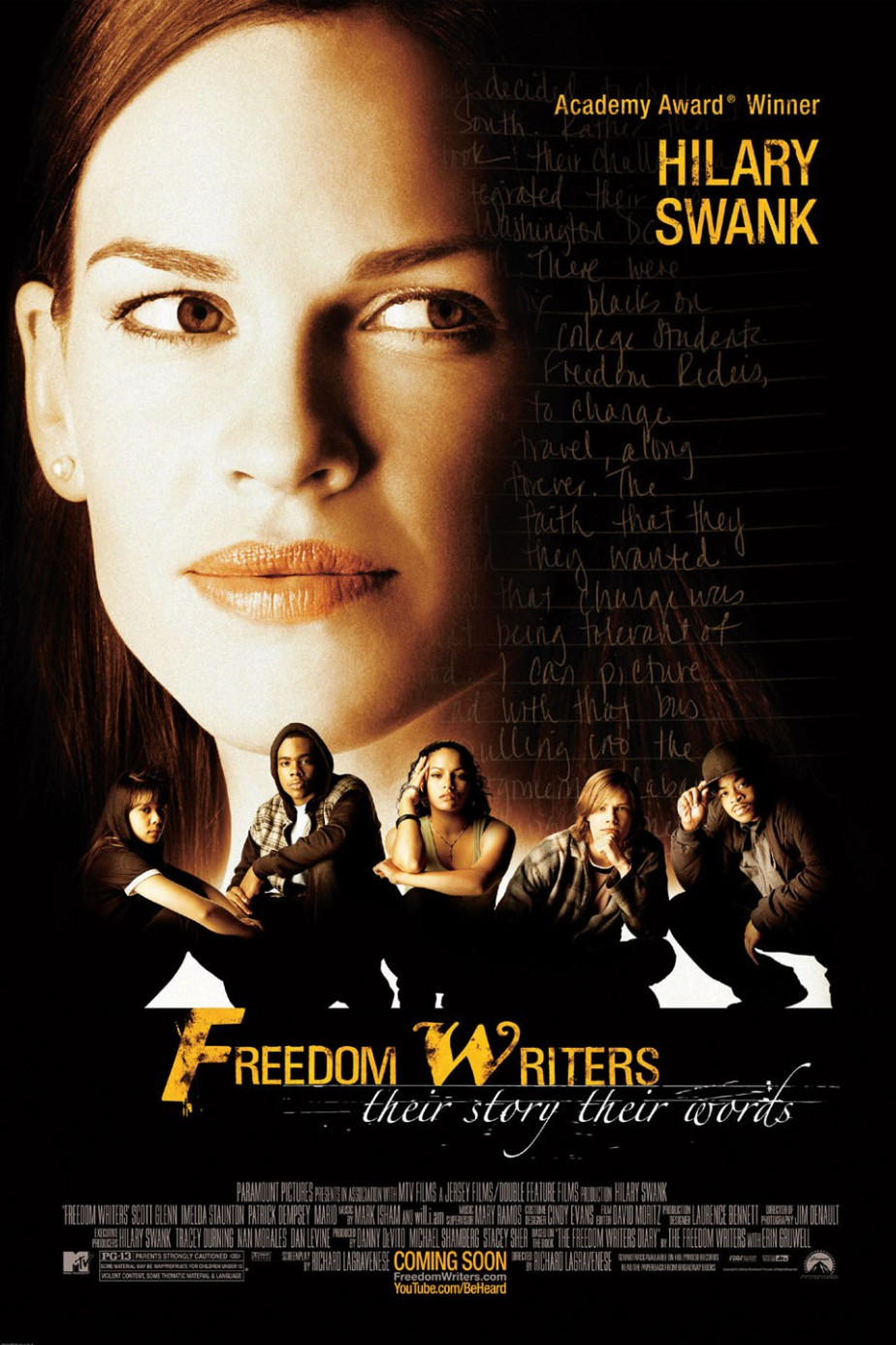 Freedom Writers (The 2016 Version)