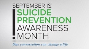 Image result for suicide prevention month